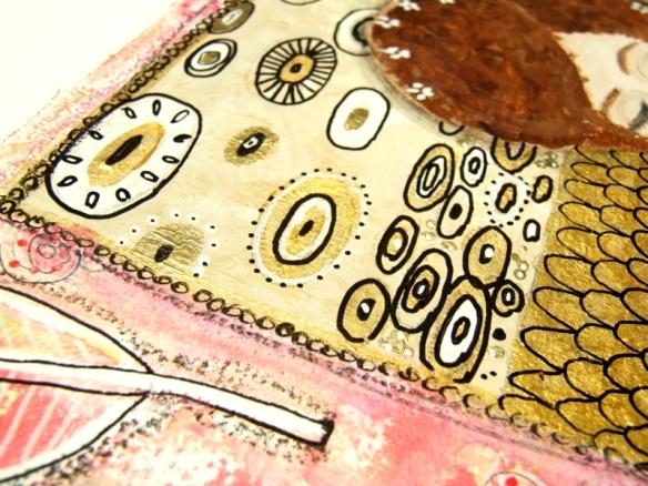 inspi Klimt - détail 02