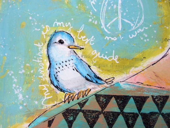 Zorrotte - Art Journal - Bird