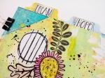 Art Journal - Zorrotte - détail01