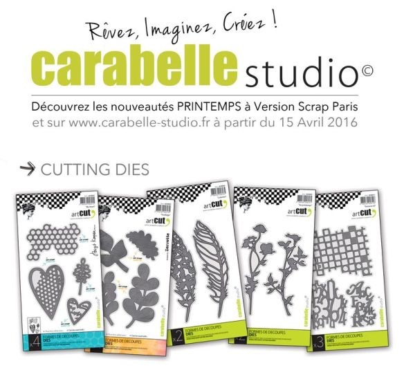 dies Carabelle Studio VS 2016