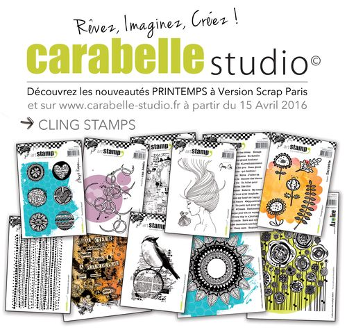 Nouveautés VS 2016 Carabelle Studio